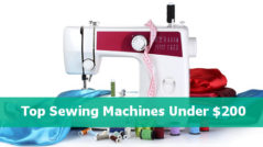 top rated sewing machines under 200